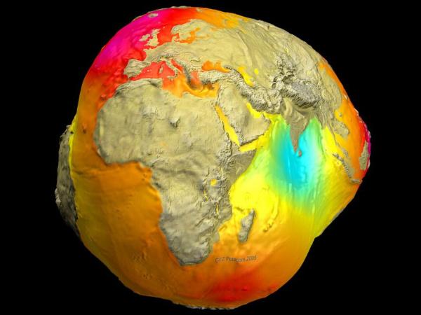 地球 丸くない